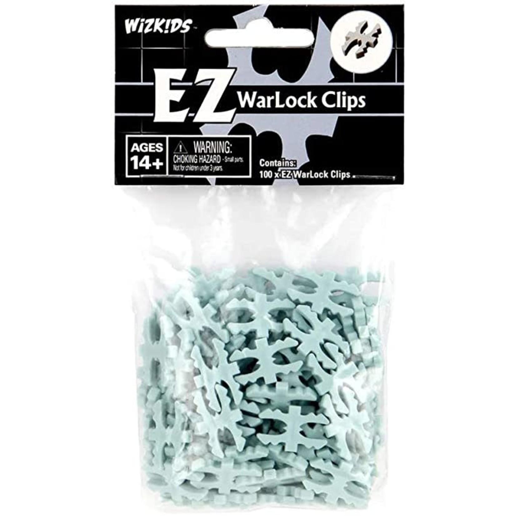 WizKids Wizkids D&D WarLock Tiles: Warlock EZ Clips