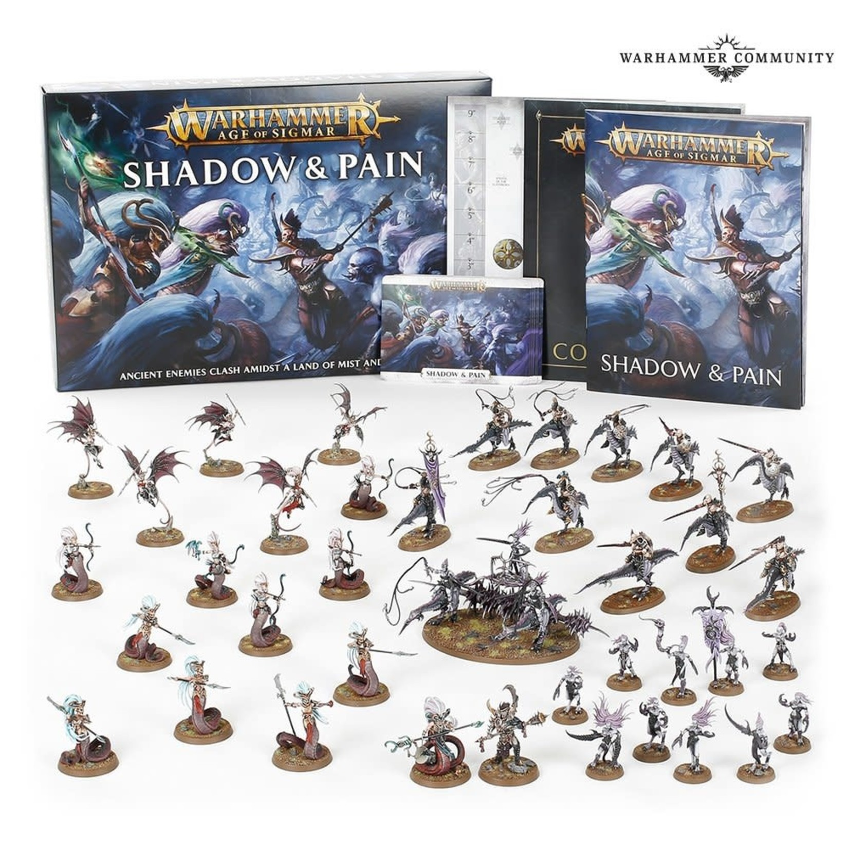 Games Workshop Warhammer Age of Sigmar: Shadow and Pain