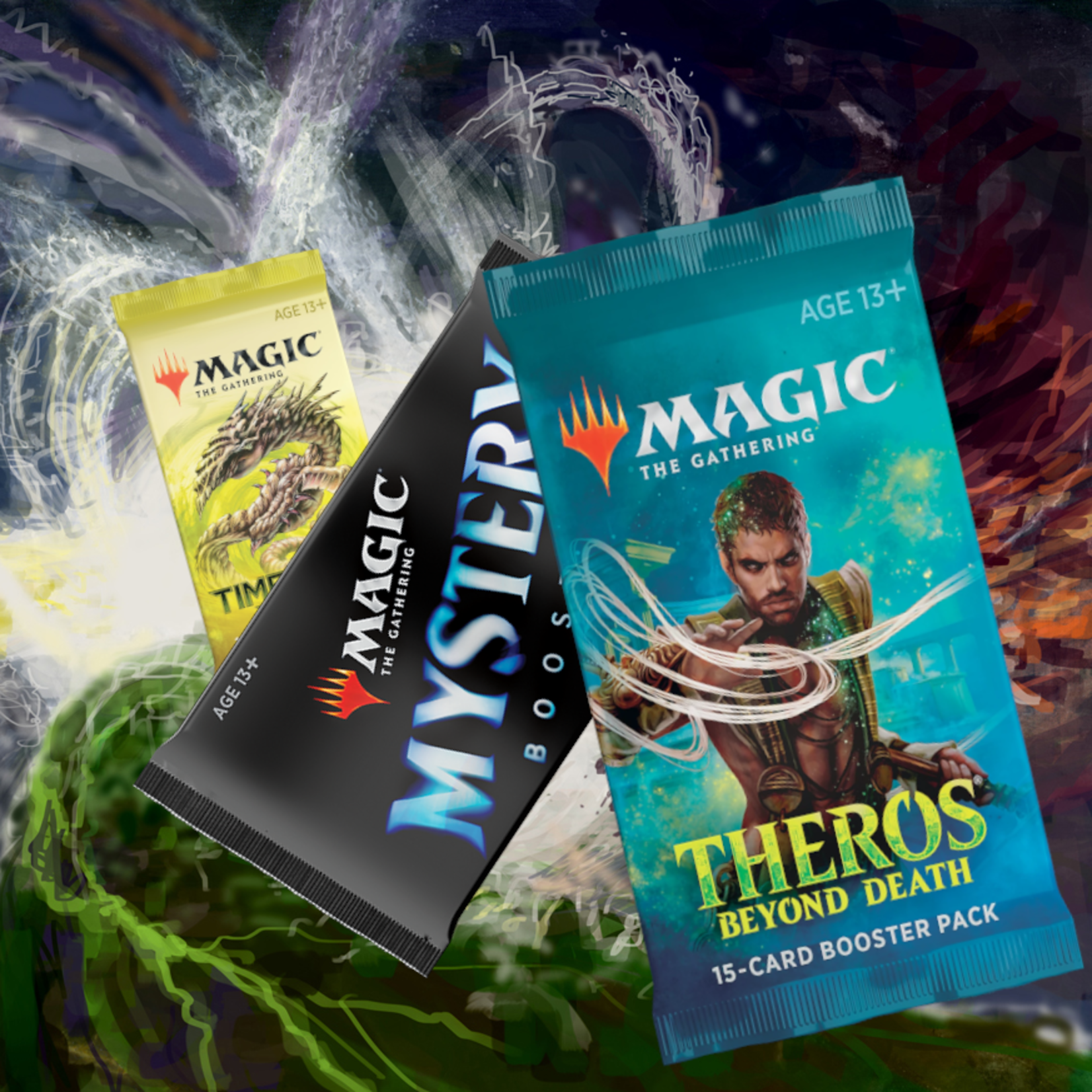 Wizards of the Coast Admission: Chaos Draft FNM (7 PM Downers Grove September 3)