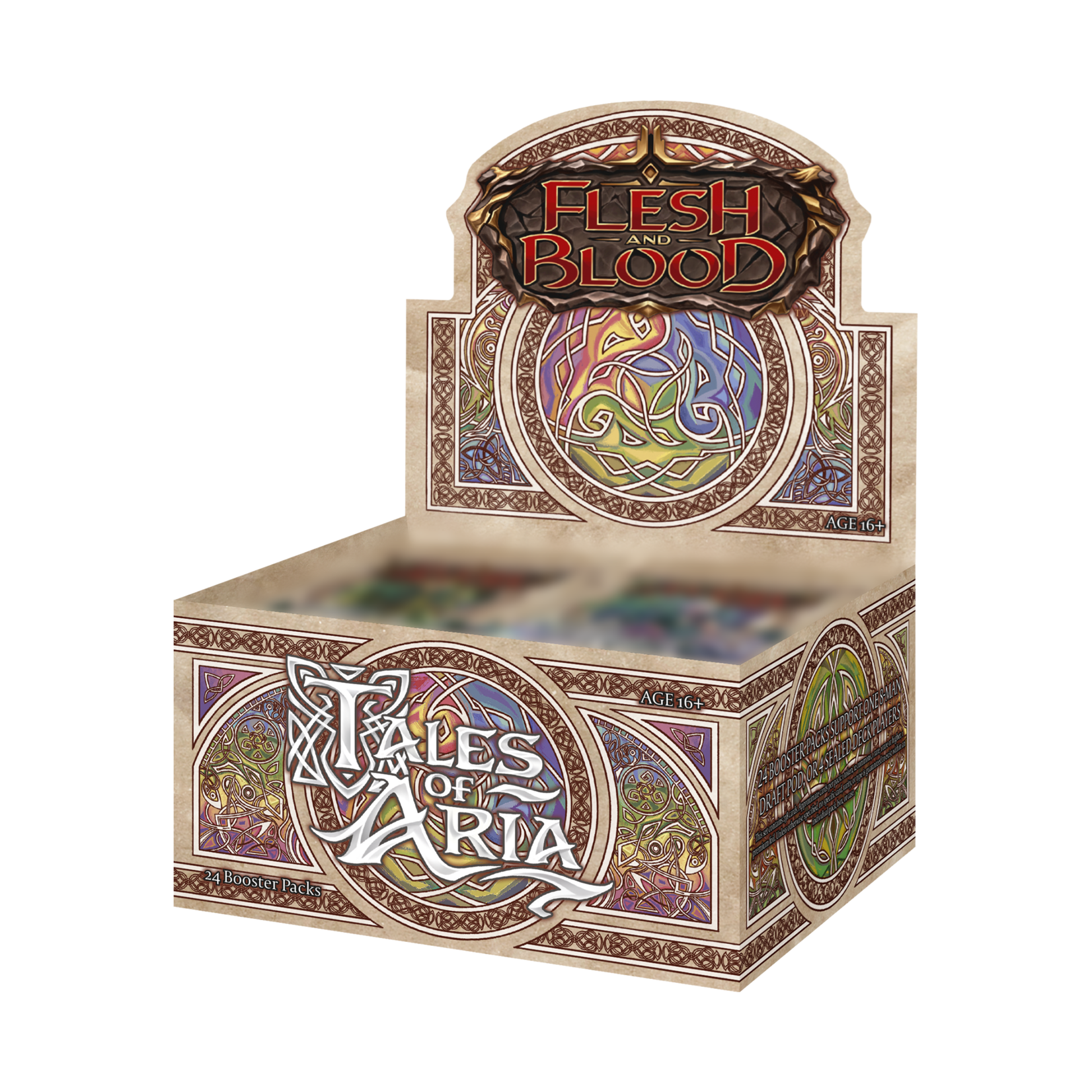 Legend Story Studios Flesh and Blood TCG: Tales of Aria 1st Edition Booster Box