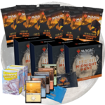 Wizards of the Coast Magic the Gathering: Midnight Hunt - At- Home Prerelease Package