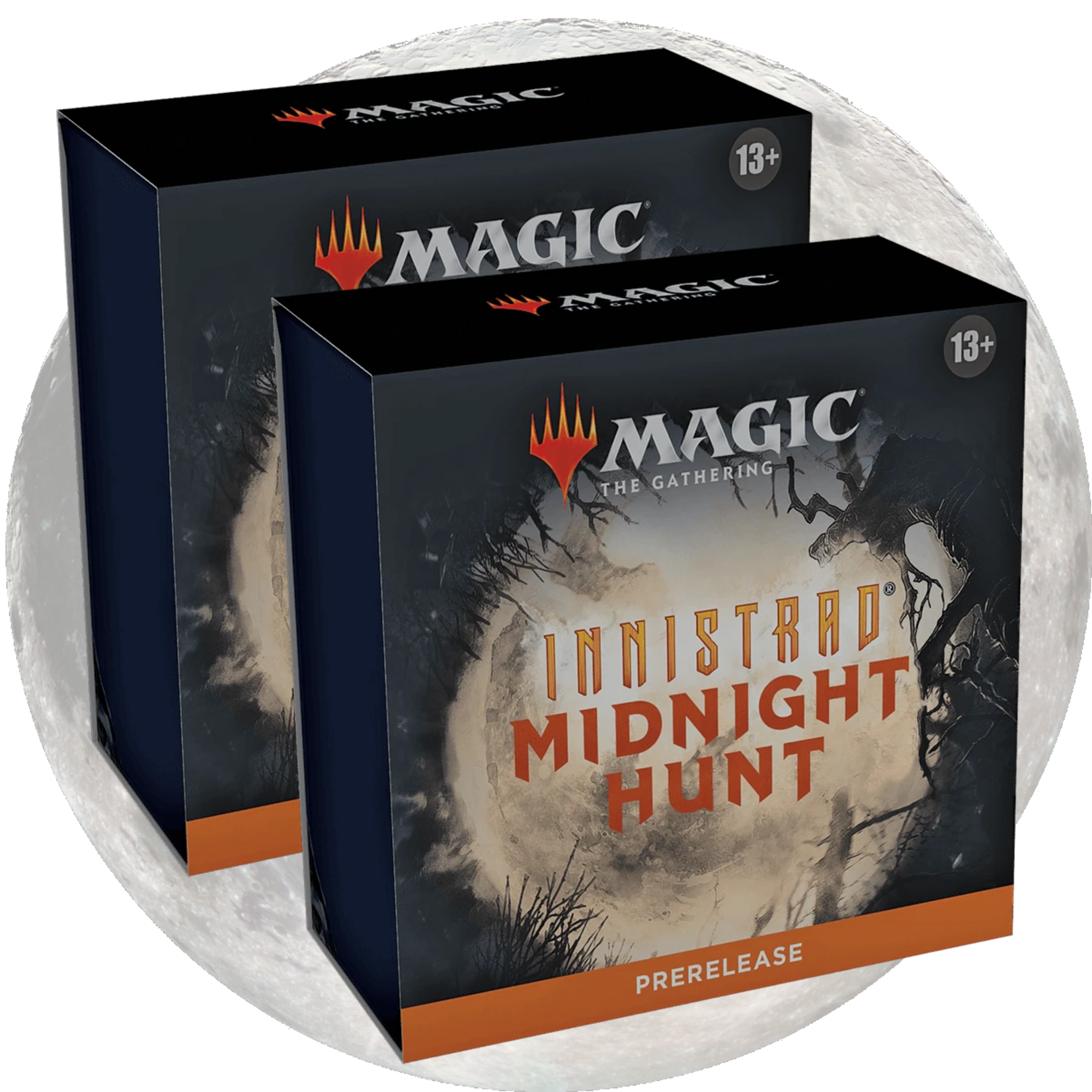 Wizards of the Coast Magic the Gathering: Midnight Hunt - Two-Headed Giant Prerelease Event (Sept 19 Downers Grove 5 PM)