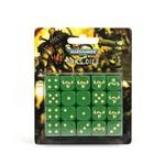 Games Workshop Warhammer 40k: Orks - Dice