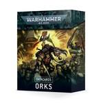 Games Workshop Warhammer 40k: Orks - Datacards
