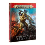 Games Workshop Warhammer Age of Sigmar: Battletome - Stormcast Eternals