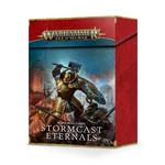 Games Workshop Warhammer Age of Sigmar: Warscroll Cards - Stormcast Eternals
