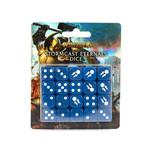 Games Workshop Warhammer Age of Sigmar: Stormcast Eternals - Dice Set