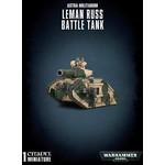 Games Workshop Warhammer 40k: Astra Militarum - Leman Russ Battle Tank