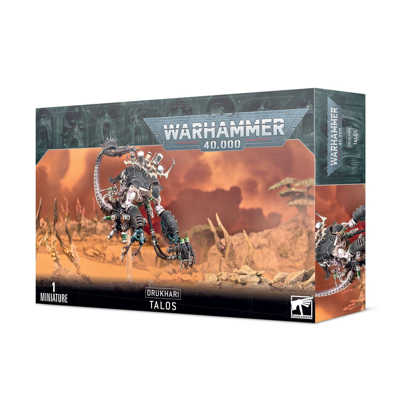 Games Workshop Warhammer 40k: Drukhari - Talos