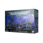 Games Workshop Warhammer 40k: Grey Knights - Terminator Squad