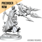 WizKids Wizkids Dungeons and Dragons Frameworks: Dragonborn Sorcerer Female W01 (Preorder)