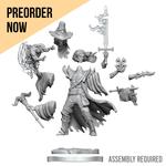 WizKids Wizkids Dungeons and Dragons Frameworks: Human Warlock Male W01 (Preorder)