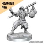 WizKids Wizkids Dungeons and Dragons Frameworks: Human Monk Male W01 (Preorder)
