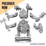 WizKids Wizkids Dungeons and Dragons Frameworks: Orcs W01 (Preorder)