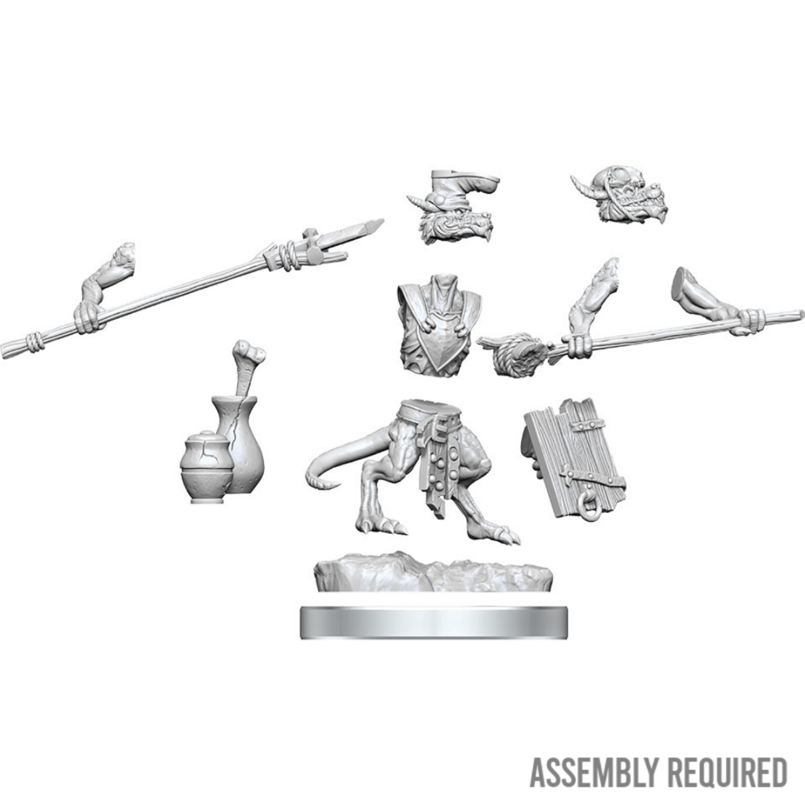 WizKids Wizkids Dungeons and Dragons Frameworks: Kobolds W01 (Preorder)
