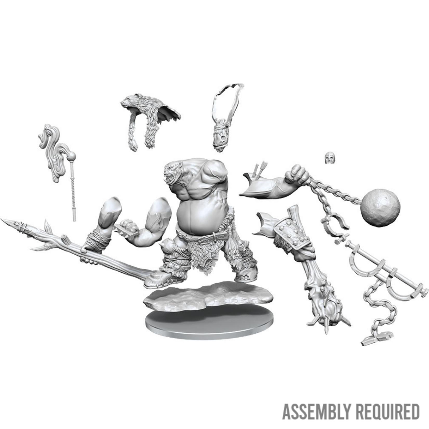 WizKids Wizkids Dungeons and Dragons Frameworks: Ogre W01 (Preorder)