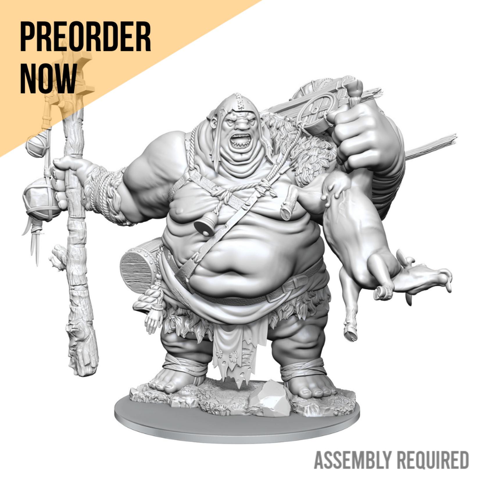 WizKids Wizkids Dungeons and Dragons Frameworks: Hill Giant W01 (Preorder)