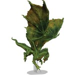 WizKids Dungeons & Dragons: Icons of the Realms: Adult Green Dragon Premium Figure (Preorder)