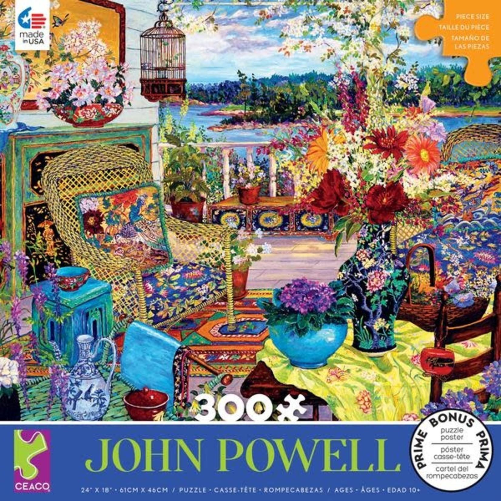 ceaco Ceaco - 300 Piece Puzzle: John Powell - Summer Light