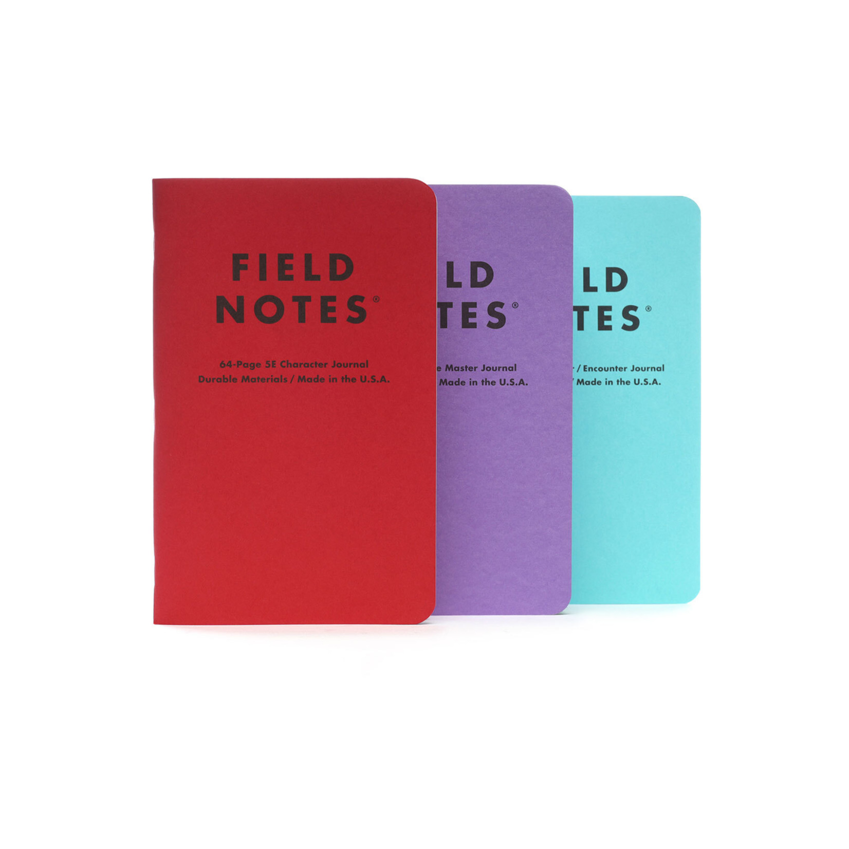 Field Notes Field Notes: 5th Edition Monster/Encounter Journals