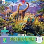 ceaco Ceaco - 300 Piece Puzzle: Prehistoria - Sauropod Watering Hole