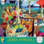 ceaco Ceaco - 300 Piece Puzzle: John Powell - Turqoise Tea