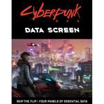 R. TALSORIAN GAMES Cyberpunk Red - Data Screen