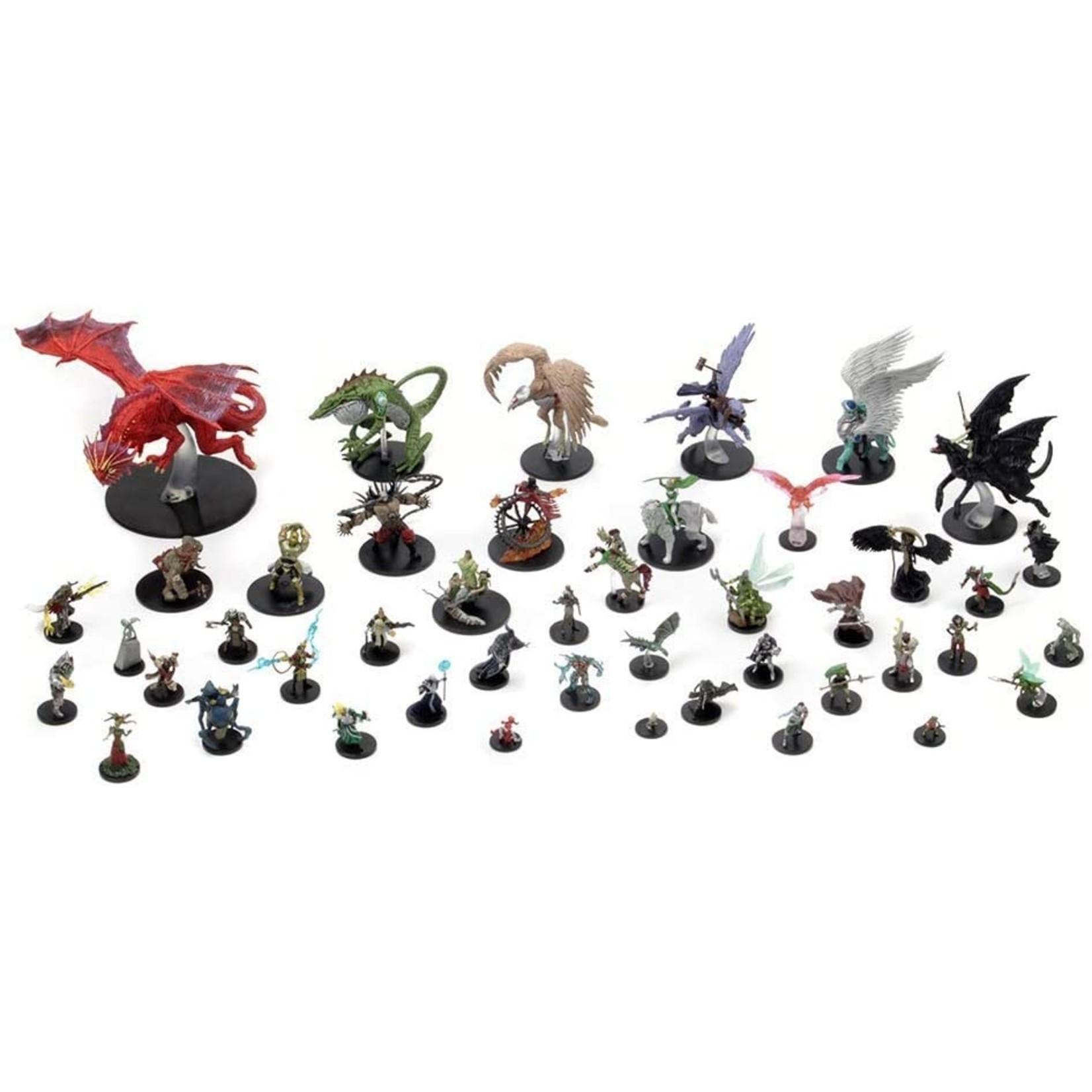 WizKids Dungeons & Dragons Fantasy Miniatures: Guildmasters Guide to Ravnica Booster Pack