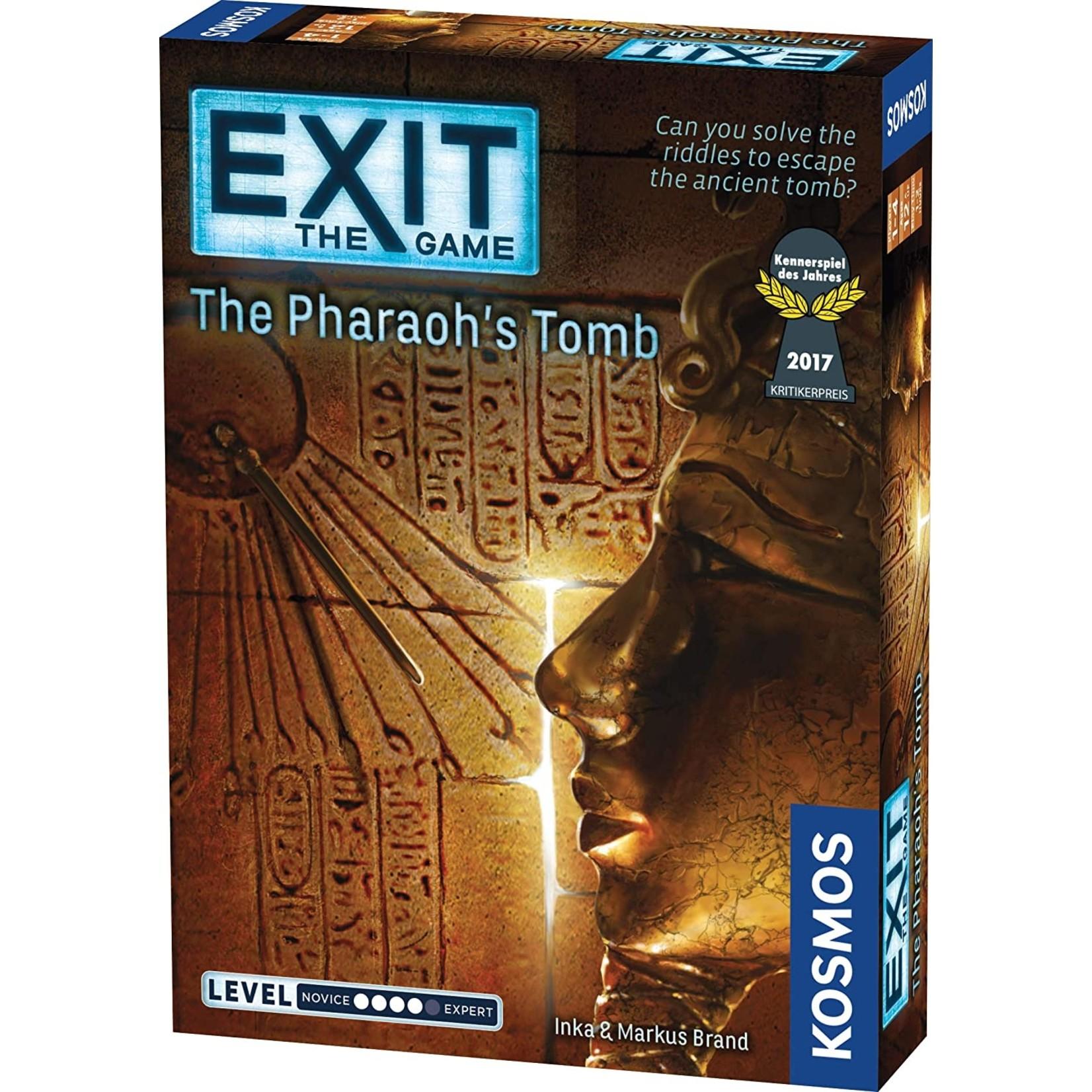 Thames Kosmos Copy of Exit: The Pharaoh's Tomb