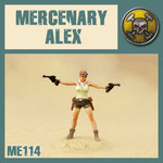 Dust Dust 1947: Mercenary Alex