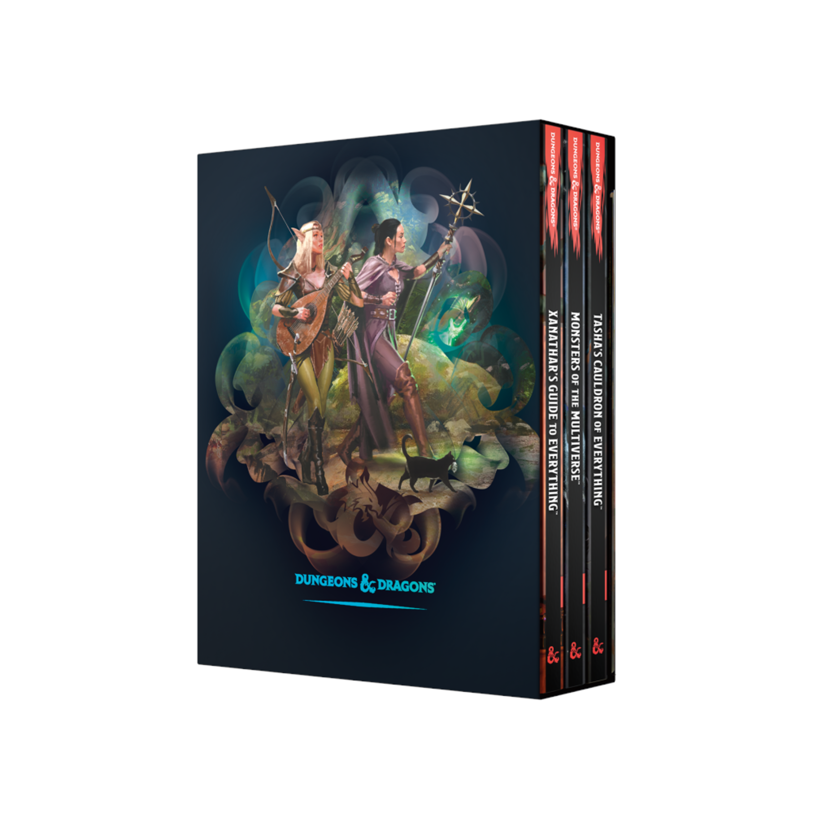 Wizards of the Coast Dungeons and Dragons Fifth Edition: Rules Expansion Gift Set (Preorder)