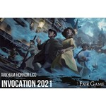 Fantasy Flight Games Admission: Arkham Horror LCG Invocation 2021 (October 23rd, 5:30 PM, La Grange)