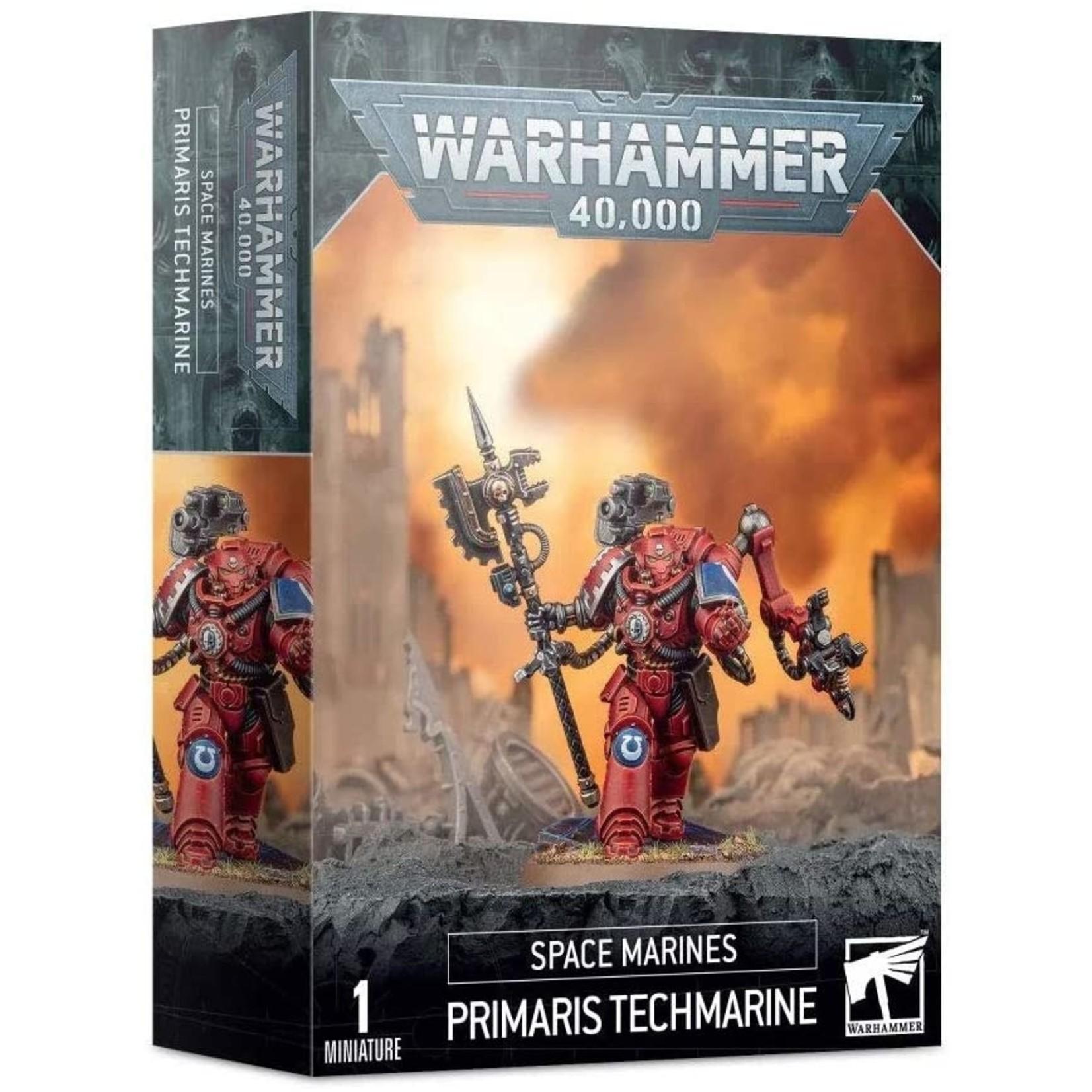 Games Workshop Warhammer 40k: Space Marines - Primaris Techmarine
