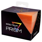 BCW BCW Prism Deck Box - Sunset Orange