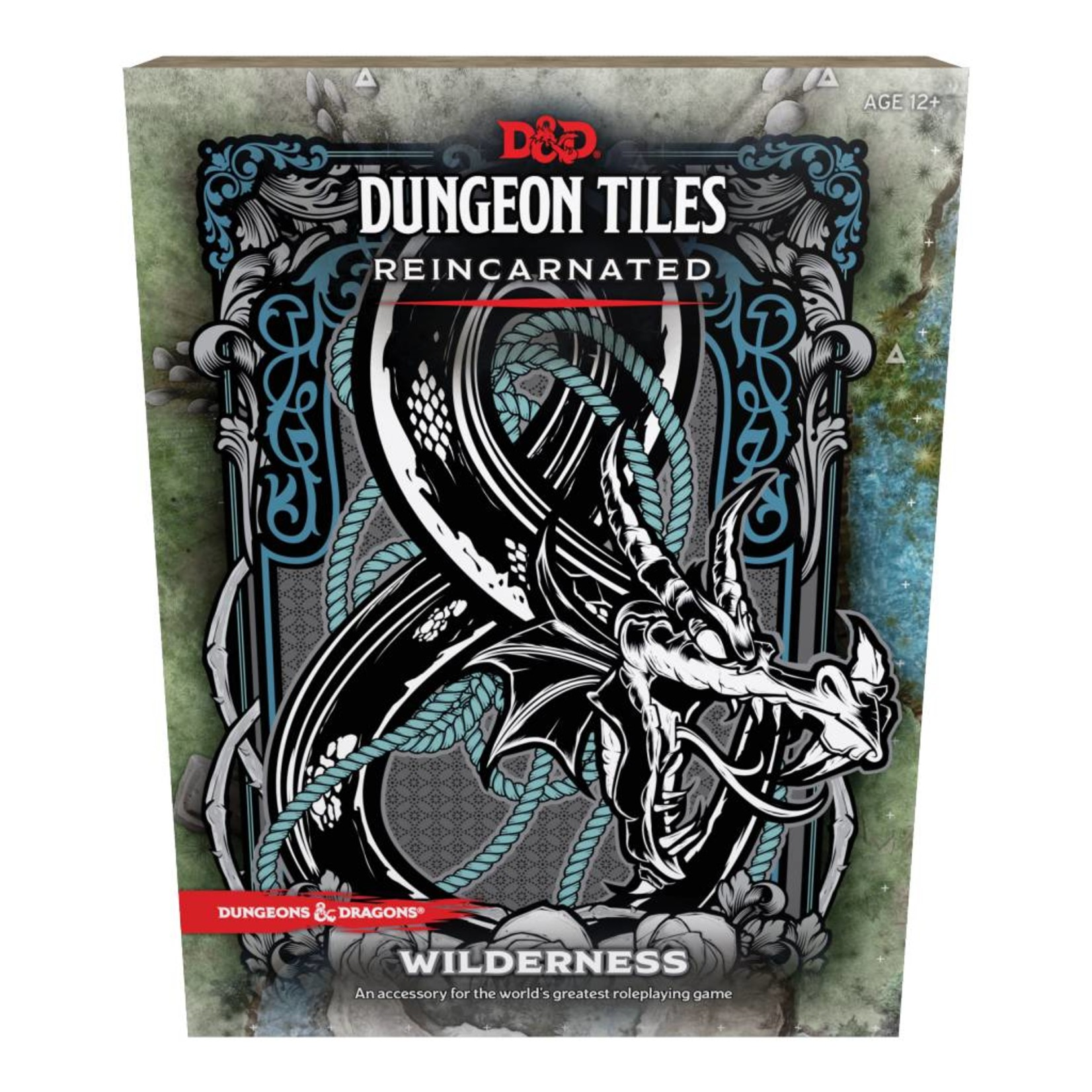 Wizards of the Coast Dungeon Tiles Reincarnated: Wilderness