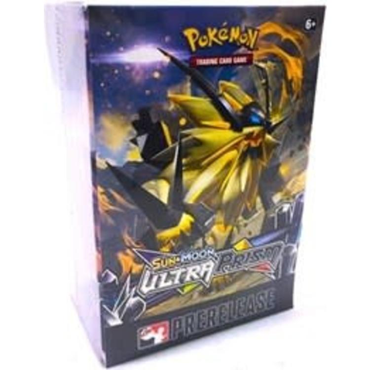 Pokemon International Pokemon Trading Card Game: Ultra Prism Prerelease Kit
