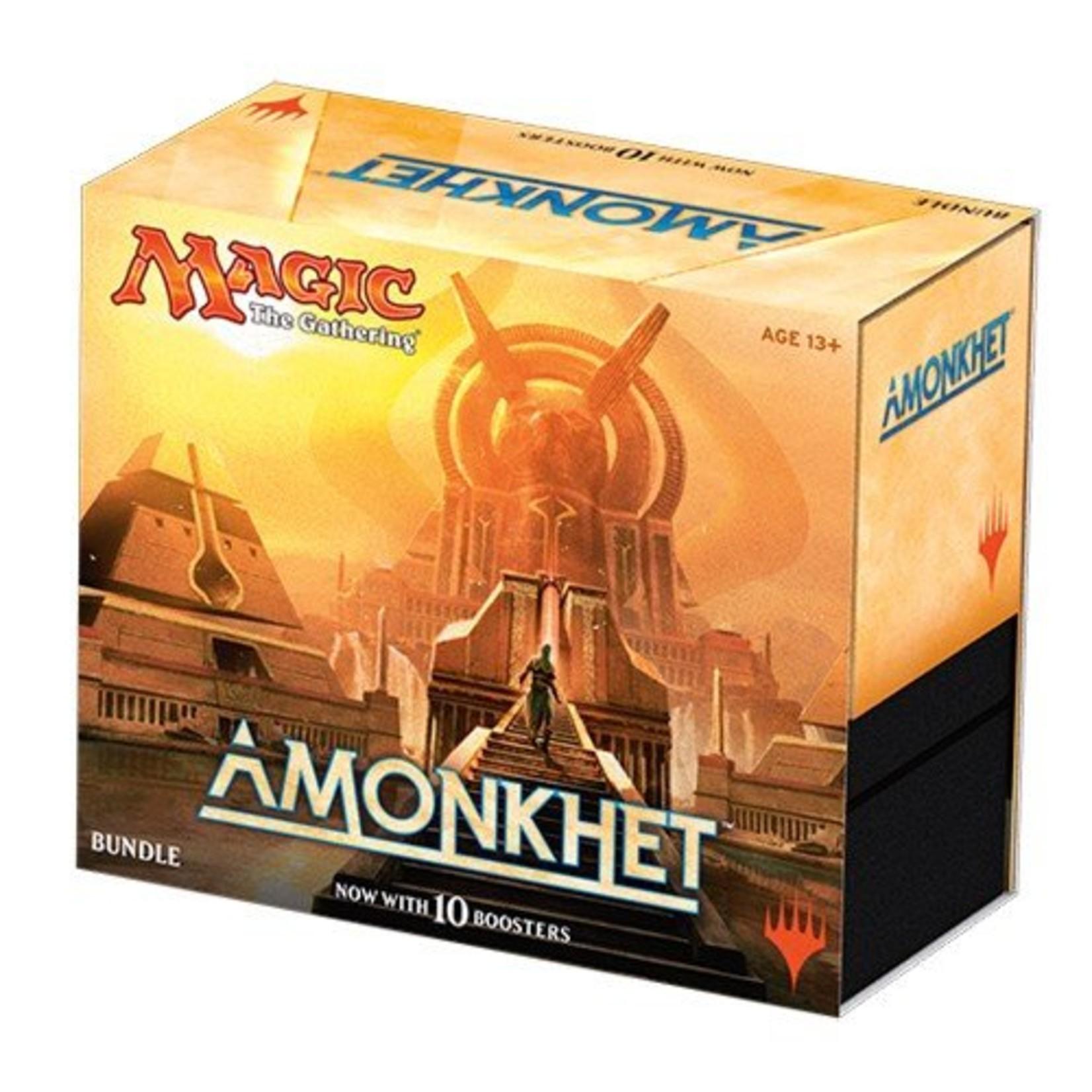Wizards of the Coast Amonkhet Bundle
