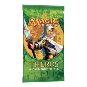 Wizards of the Coast MTG Theros Booster Pack
