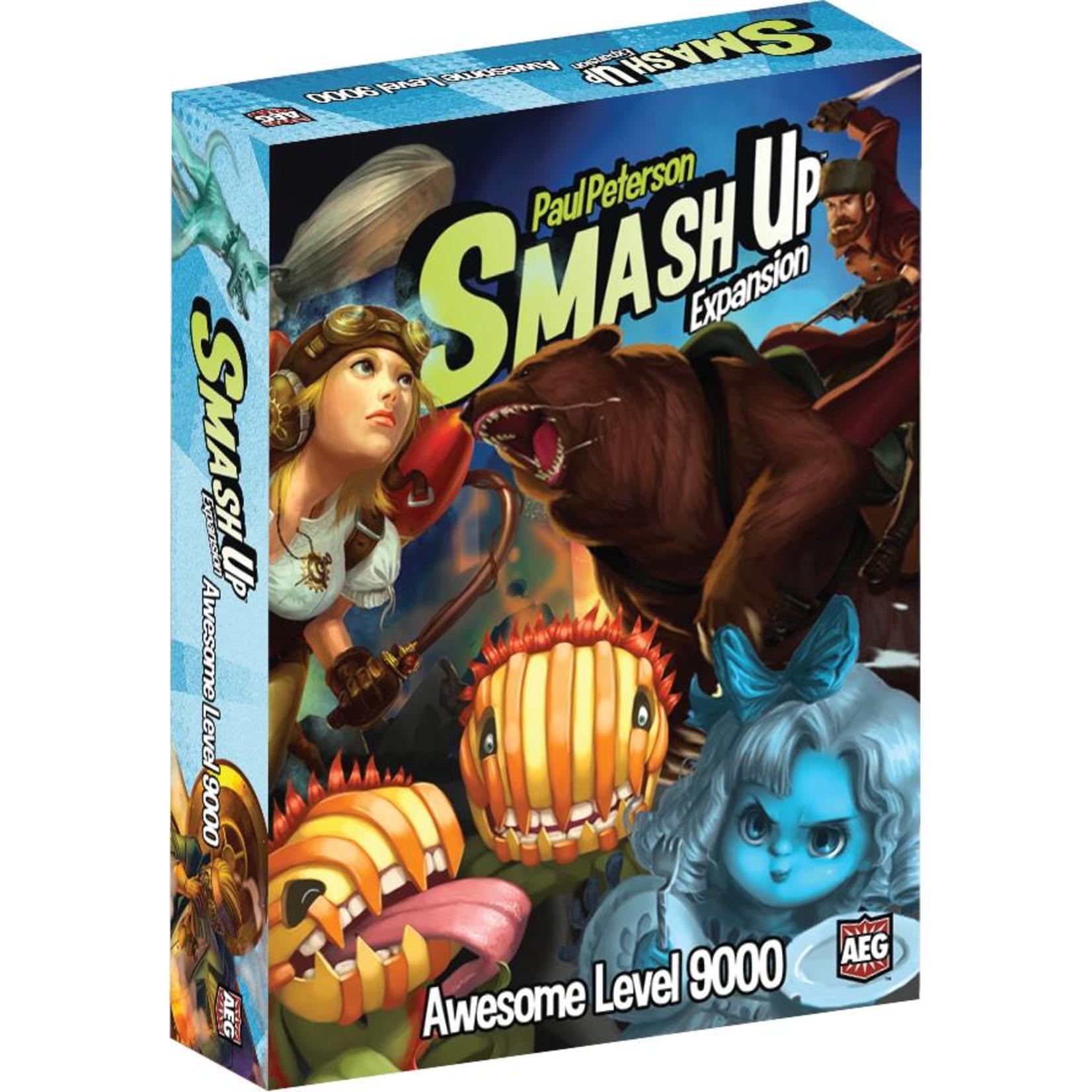 AEG Smash Up Awesome Level 9000