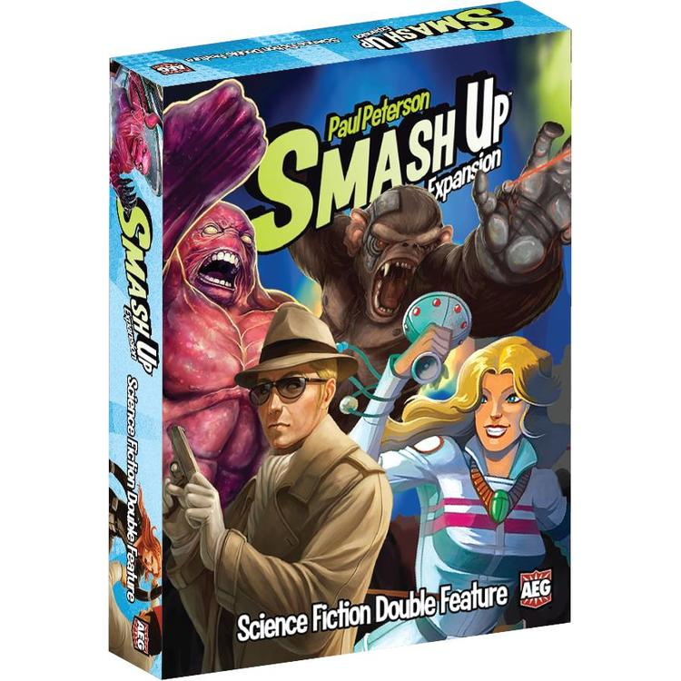 AEG Smash Up Science Fiction Double