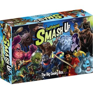 AEG Smash Up! Big Geeky Box Expansion
