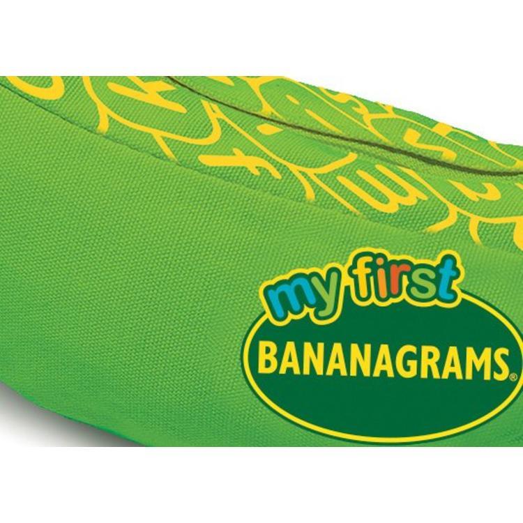 Bananagrams My First Bananagrams