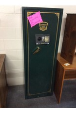 Safe bunker hill gun safe green w/ keys