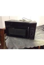 Microwave / GE Profile black