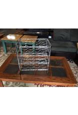 Sm wine rack / metal