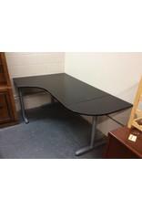 Desk  /  black n metal