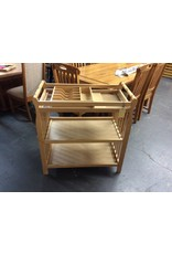 Kitchen cart / blonde