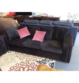 Sofa pink black