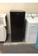 Whirlpool dorm size fridge / black