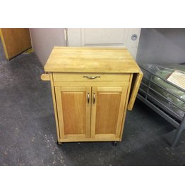Kitchen butcher block /  blonde